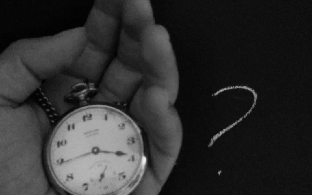 El ritmo del barro: prisa y gestión del tiempo