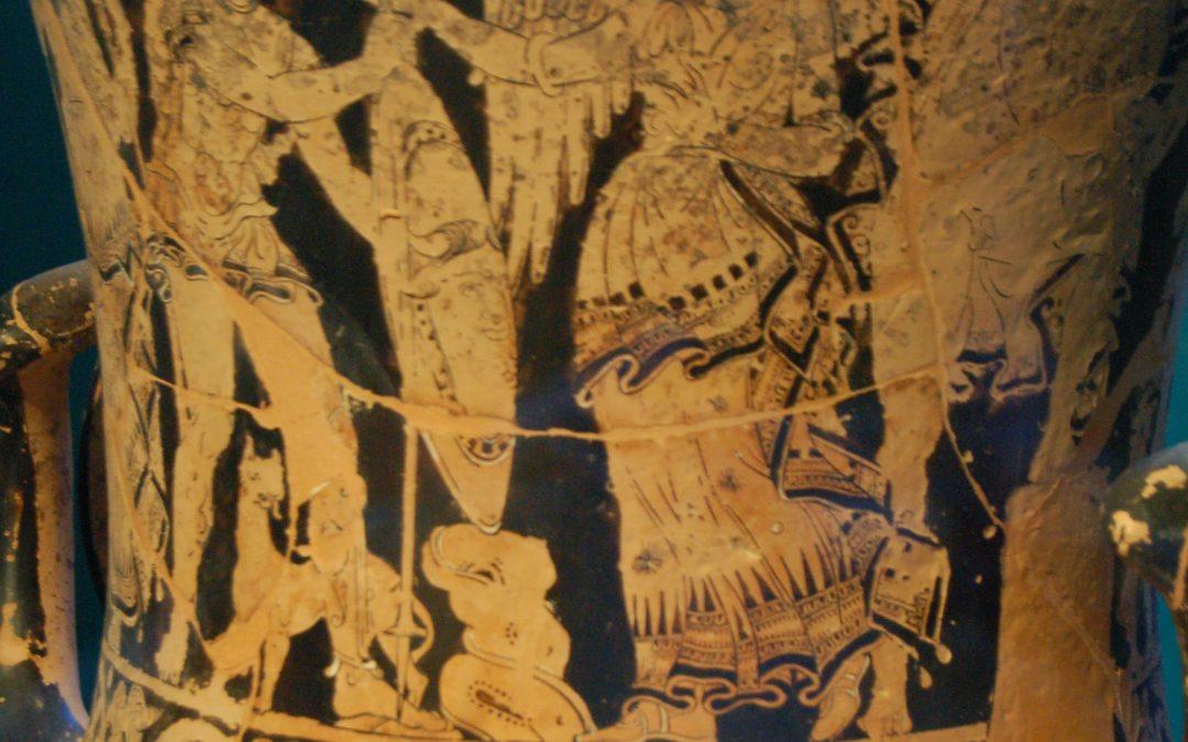 La cerámica etrusca