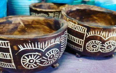Réplicas arqueológicas: el vaso oculado de los Millares